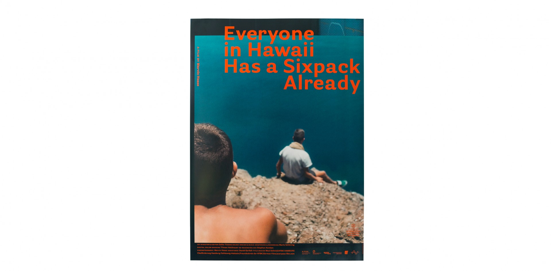 □ Everyone in Hawaii has a Sixpack already